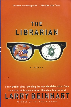 The Librarian, Beinhart, Larry