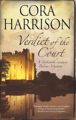 Verdict of the Court: A Burren Mystery, Harrison, Cora