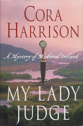My Lady Judge:  A Mystery of Medieval Ireland, Harrison, Cora