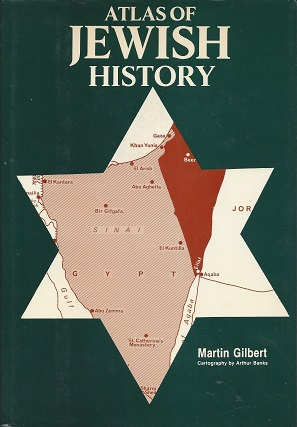 Atlas of Jewish History, Gilbert; Martin;