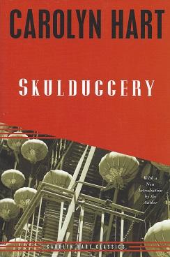 Skulduggery, Hart, Carolyn