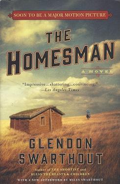 The Homesman, Swarthout, Glendon