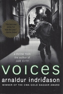 Voices, Indridason, Arnaldur ; translated from the Icelandic by Bernard Scudder