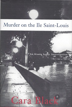 Murder on the Ile Saint-Louis, Black, Cara