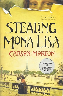Stealing Mona Lisa, Morton, Carson