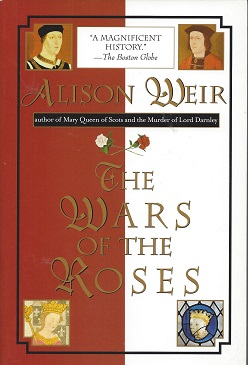 The Wars of the Roses, Weir, Allison