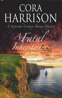 A Fatal Inheritance: A Burren Mystery, Harrison, Cora