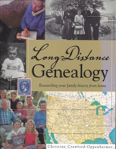 Long-distance Genealogy, Crawford-Oppenheimer, Christine