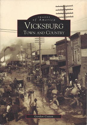 Vicksburg, Mississippi Town and Country, Cotton. Gordon