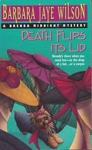 Death Flips Its Lid, Wilson, Barbara Jaye