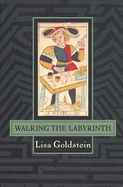Walking the Labyrinth, Goldstein, Lisa
