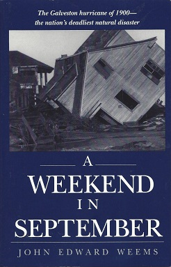 A Weekend in September, Weems, John Edward; illustrated with photographs