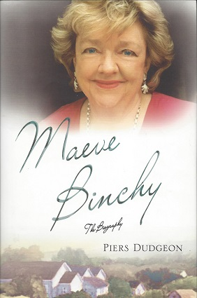 Maeve Binchy: The Biography, Dudgeon, Piers