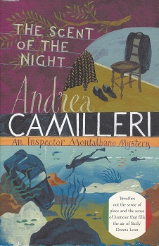 The Scent of the Night, Camilleri, Andrea; translated by Stephen Sartarelli