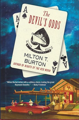 The Devil's Odds:  A Mystery, Burton, Milton T.