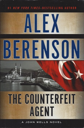 The Counterfeit Agent, Berenson,  Alex