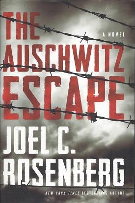 The Auschwitz Escape, Rosenberg, Joel