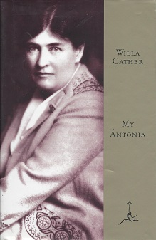 My Antonia, Cather, Willa