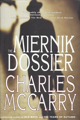 The Miernik Dossier, Charles McCarry, Charles