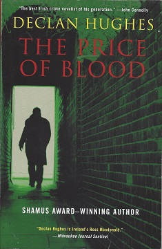 The Price of Blood:  An Irish Novel of Suspense, Hughes, Dwclan