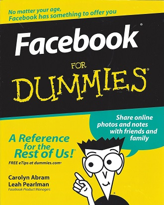 Facebook For Dummies, Pearlman, Leah; Abram, Carolyn