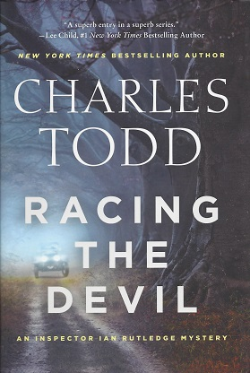 Racing the Devil: An Inspector Rutledge Mystery, Todd, Charles