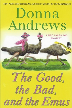 The Good, the Bad, and the Emus, Andrews, Donna