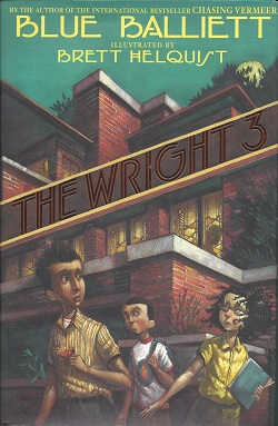 The Wright 3, Balliett, Blue