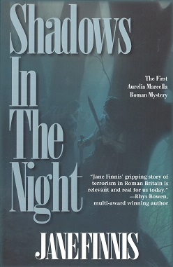 Shadows in the Night, Finnis, Jane