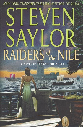 Raiders of the Nile, Saylor, Steven