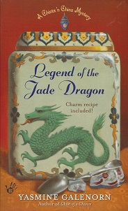 Legend of the Jade Dragon, Galenorn, Yasmine