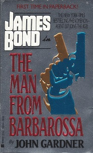 The Man from Barbarossa, Gardner, John