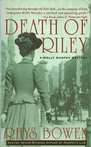 Death of Riley :  A Molly Murphy Mystery, Bowen, Rhys