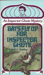 Bats Fly Up for Inspector Ghote, Keating, H.R,F.