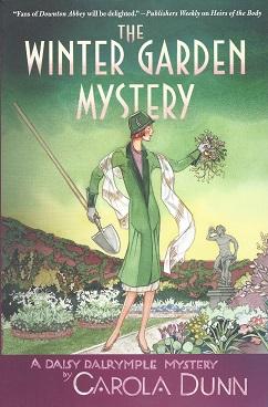 The Winter Garden Mystery, Dunn, Carola