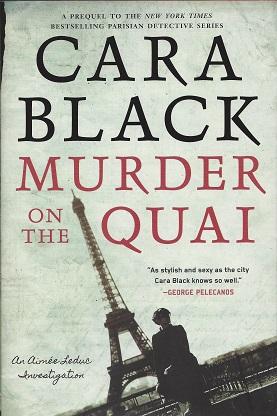 Murder on the Quai, Black, Cara