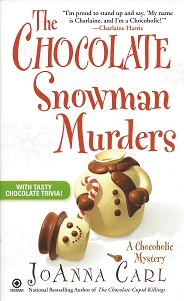 Image for The Chocolate Snowman Murders