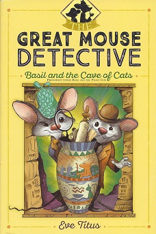 The Great Mouse Detective: Basil and the Cave of Cats, Titus, Eve