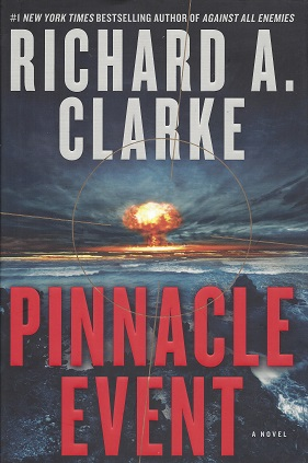 Pinnacle Event, Clarke, Richard A
