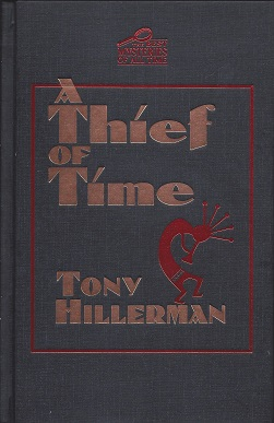 The Thief of Time, Hillerman, Tony