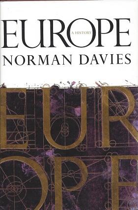 Europe: A History, Davies, Norman