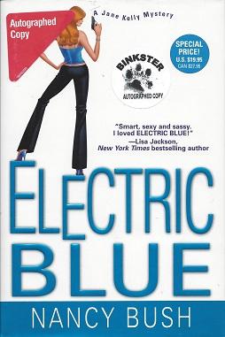 Electric Blue, Bush, Nancy