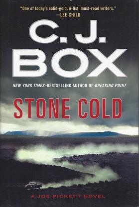 Stone Cold, Box, C. J,