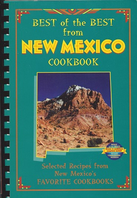Image for Best of the Best from New Mexico Cookbook: Selected Recipes from New Mexico's Favorite Cookbooks