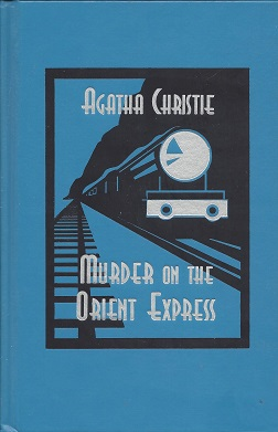 Image for Murder on th Orient Express