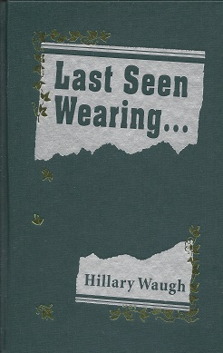 Image for Last Seen Wearing...