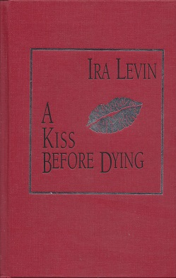Image for A Kiss before Dying