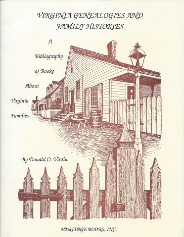 Image for Virginia Genealogies and Familiy Histories