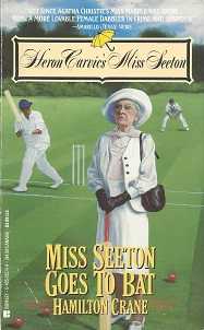 Image for Miss Seeton Goes to Bat