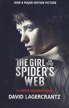 Image for The Girl in the Spider's Web